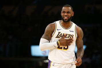 The Game Credits LeBron James For Inspiring Him To Rap Again: Watch