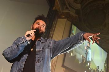 """The Weeknd's """"Heartless"""" Soars To The Top Of Billboard Hot 100"""