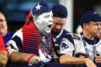 Patriots Fans Violently Throw Hands After Loss To The Chiefs: Watch