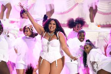 "Lizzo Defends Bare Butt Attire: ""Negative Criticism Has No Stake In My Life"""