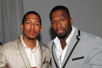 "50 Cent Comes For Nick Cannon After Eminem Diss Track: ""That Sh*t Was Trash"""
