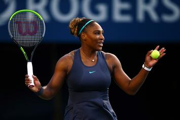 Serena Williams's Racket Fetches Over $20K At Auction, Ball Boy Sold It For $500