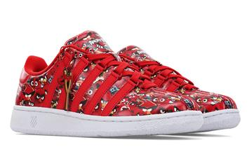 K-Swiss x Angry Birds Sneaker Pack Launches In Celebration Of 10th Anniversary