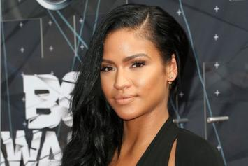 Cassie & Alex Fine Share Photos Of Newborn Daughter Frankie Stone Fine