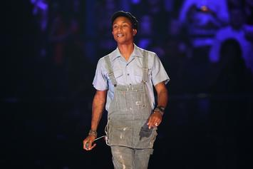 """Pharrell Announces Lineup For 2020 """"Something In The Water"""" Festival"""
