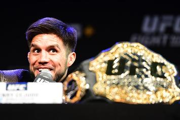 UFC News: Two-Division Champ Henry Cejudo Threatens To Retire