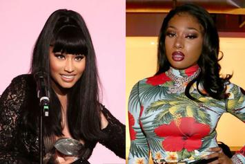 "Nicki Minaj Praises Megan Thee Stallion For ""Holding Things Down"""