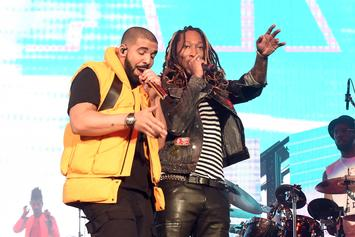 "Drake & Future Video Casting Call Has Fans Praying For ""WATTBA2"""