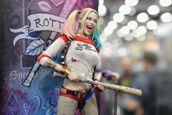 "Harley Quinn Gets The Guys' Attention In The New ""Birds Of Prey"" Teaser"
