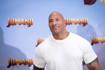 "The Rock Reacts To Being Mentioned In New ""Sonic The Hedgehog' Trailer"