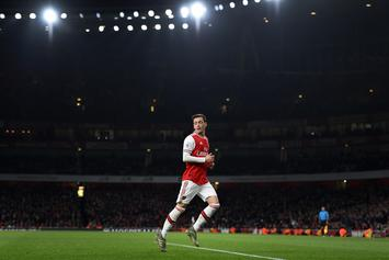 China Pulls Arsenal-Man City Game From TV After Mesut Özil's Comments