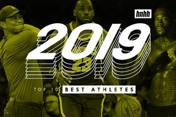 Top 10 Best Athletes Of 2019