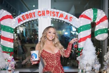 "Mariah Carey's ""All I Want For Christmas Is You"" Tops Hot 100 25 Years Later"