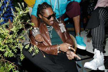 Future Curating An Album Out This Month For 1800 Tequila