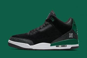 """Air Jordan 3 """"Gorge Green"""" On The Way In 2020: What To Expect"""