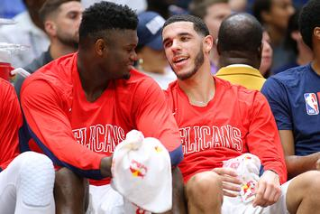 Lonzo Ball Delivers Awesome Gifts To Pelicans Teammates: Zion Williamson Reacts