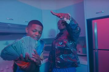 "YK Osiris & DaBaby Praise The ""Freaky Dancer"" In New Music Video"