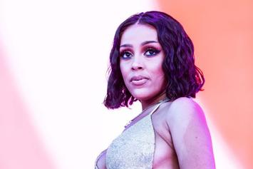 """Doja Cat Says Rolling Loud L.A. Had """"F*cking Terrible"""" Crowd & Bad Sound System"""