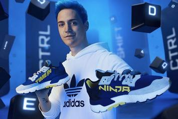 Ninja x Adidas Reveal First Sneaker Collab: Release Details