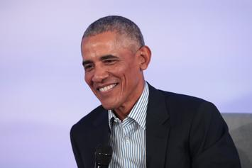 """Barack Obama Is """"Absolutely Confident"""" That Women Make Better Leaders"""