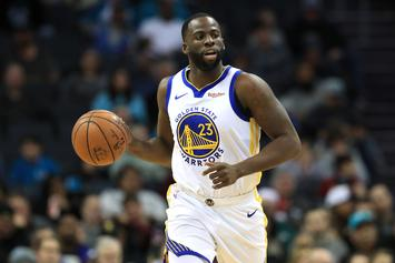 Draymond Green Gets NSFW Over Carmelo Anthony Absence