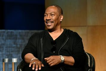 "Eddie Murphy's 10 Children Will Be Attending His ""SNL"" Return"