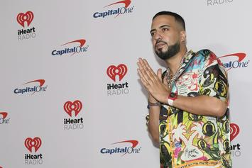 """French Montana's ICU Scare Gave Him Major Clarity: """"My Life Flashed Before My Eyes"""""""