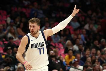Report: Luka Doncic To Sign Multi-Year Deal With Jordan Brand