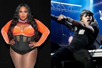 Lizzo Shoots Her Shot At DaBaby After His Nudes Allegedly Leak