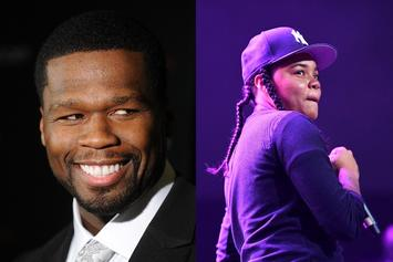 50 Cent & Young M.A. Connect Over Some #LeCheminDuRoi