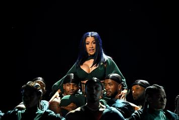 """Cardi B Explains Why Her Vogue Cover Shoot Was The Hardest """"To Do Ever"""""""