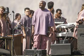 """Kanye West & Sunday Service Confirm """"Jesus Is Born"""" Drops Today"""