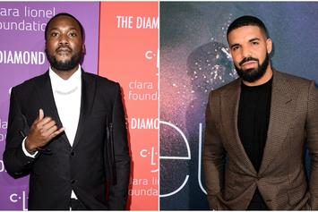 "Meek Mill Reacts To Drake's Interview; Says Their Respect Goes ""Both Ways"""