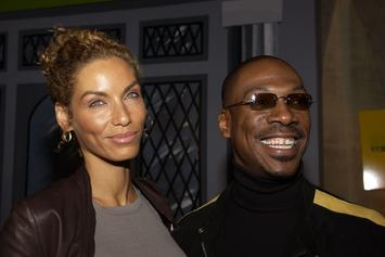 "Nicole Murphy Responds To Cosby's Publicist Calling Eddie Murphy A ""Hollywood Slave"""