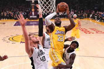 Lakers Vs. Clippers Matchup Highlights Steep NBA Ratings Decline: Report