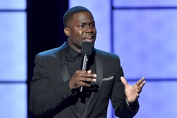 """Kevin Hart Admits His Reaction To Homophobic Tweets Was """"Immature"""""""