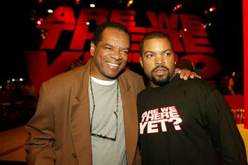 "Ice Cube Addresses Idea Of Using CGI Version Of John Witherspoon In ""Friday"" Film"
