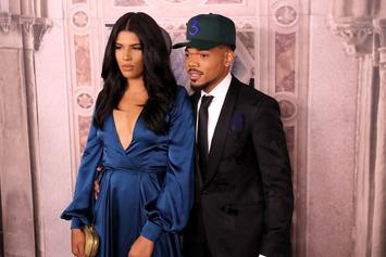 Chance The Rapper Posts Photo Of Wife & Daughter On Wedding Anniversary