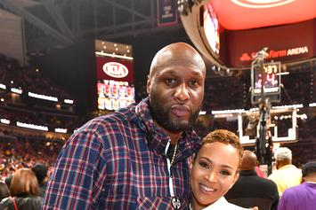 "Sabrina Parr Accuses Lamar Odom's ""Crazy"" Ex-Manager Of Hacking His Instagram"