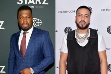 50 Cent Trolls French Montana For Allegedly Copping Old Bugatti Model