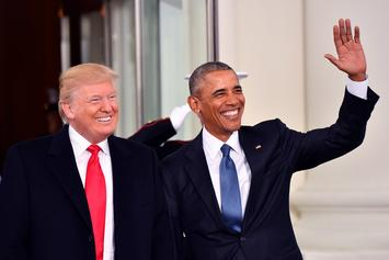 """Barack Obama & Donald Trump Battle For Title Of 2019's """"Most Admired Man"""""""