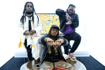 Migos Got That 2020 Vision As They Plot On Another Decade Of Greatness