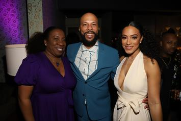 Angela Rye Says She & Common Broke Up Because She Wanted Kids And He Didn't