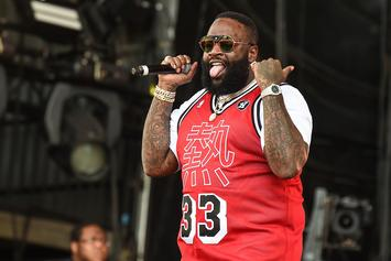 Rick Ross Surprised In Ghana By Freestyling Rapper, Invites Him To Share Stage