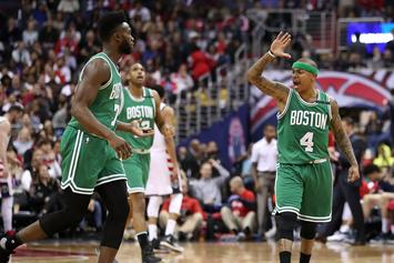 Isaiah Thomas & Jaylen Brown Hilariously Troll Each Other On Twitter