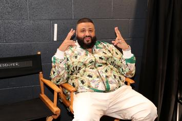 DJ Khaled Reunites With Flava Flav In Iconic Meeting Of The Minds
