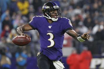 Robert Griffin III Comments On His Big Ravens Win: Watch