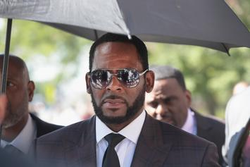 R. Kelly Allegedly Offered Brother $50K To Take Fall For Child Porn Tape