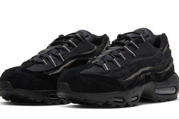 Comme Des Garçons x Nike Air Max 95 Pack Coming Soon: Photos