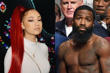 "Bhad Bhabie Exposes Adrien Broner's DMs, Might Be Trying To Get Him ""Locked Up"""
